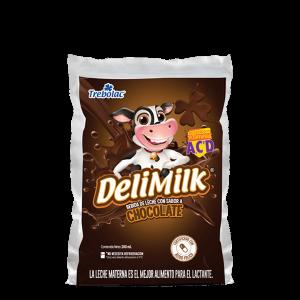 Delimilk Chocolate 220ml