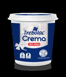 Crema Pura Trebolac 450ml