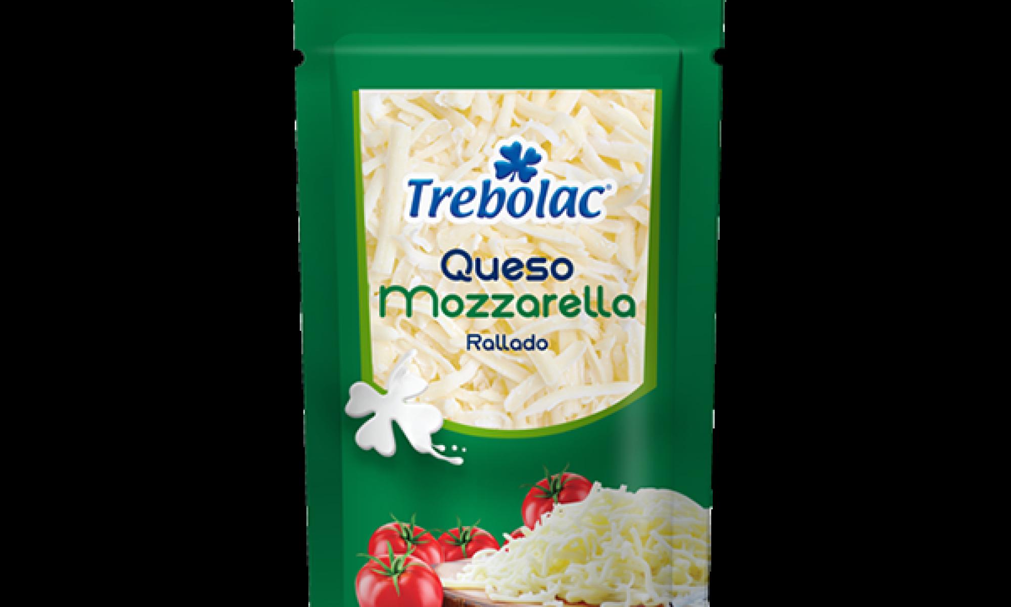 Queso Mozzarella Trebolac 400 g