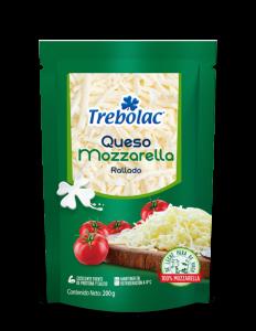 Queso Mozzarella TREBOLAC 200g