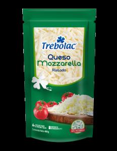 Queso Mozzarella TREBOLAC 400g