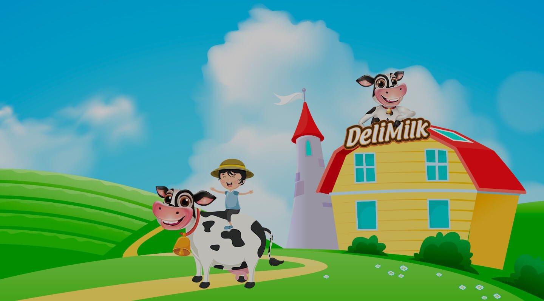 Background Delimilk Trebolac