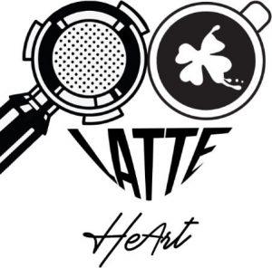 Latte Heart Trebolac