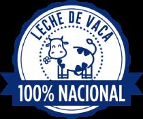 Leche de Vaca 100% Nacional Trebolac
