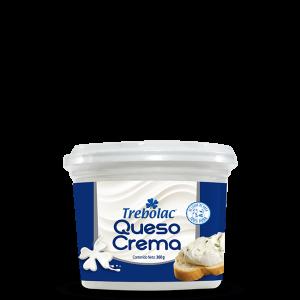 Queso Crema Trebolac 360g