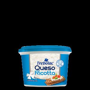 Queso Ricotta Trebolac 450g