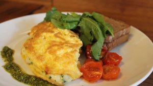 Omelete Trebolac