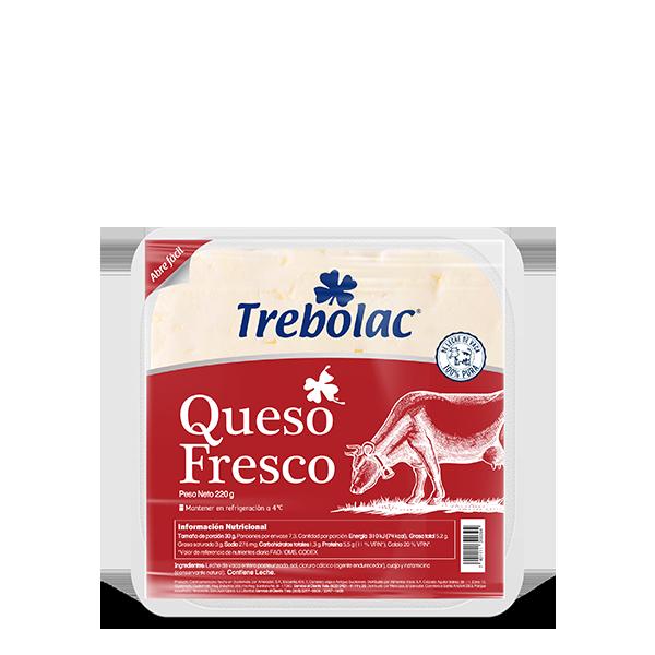 Trebolac queso fresco 220