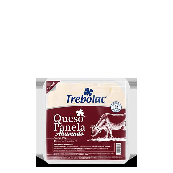 Trebolac queso panela ahumado