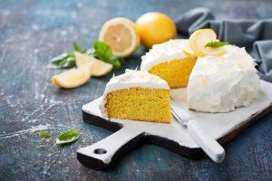 Pastel de Limón Trebolac