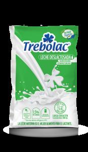 Leche Deslactosada Trebolac UHT