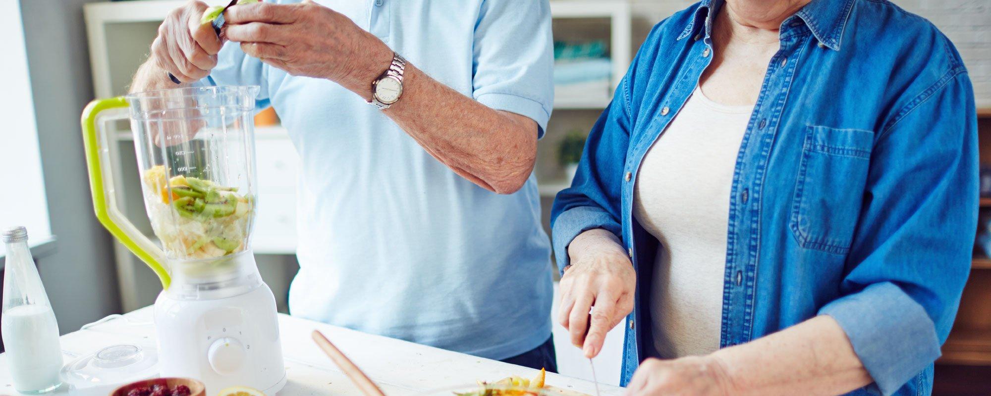 Alimentación para Adulto Mayor Bienestar Trebolac