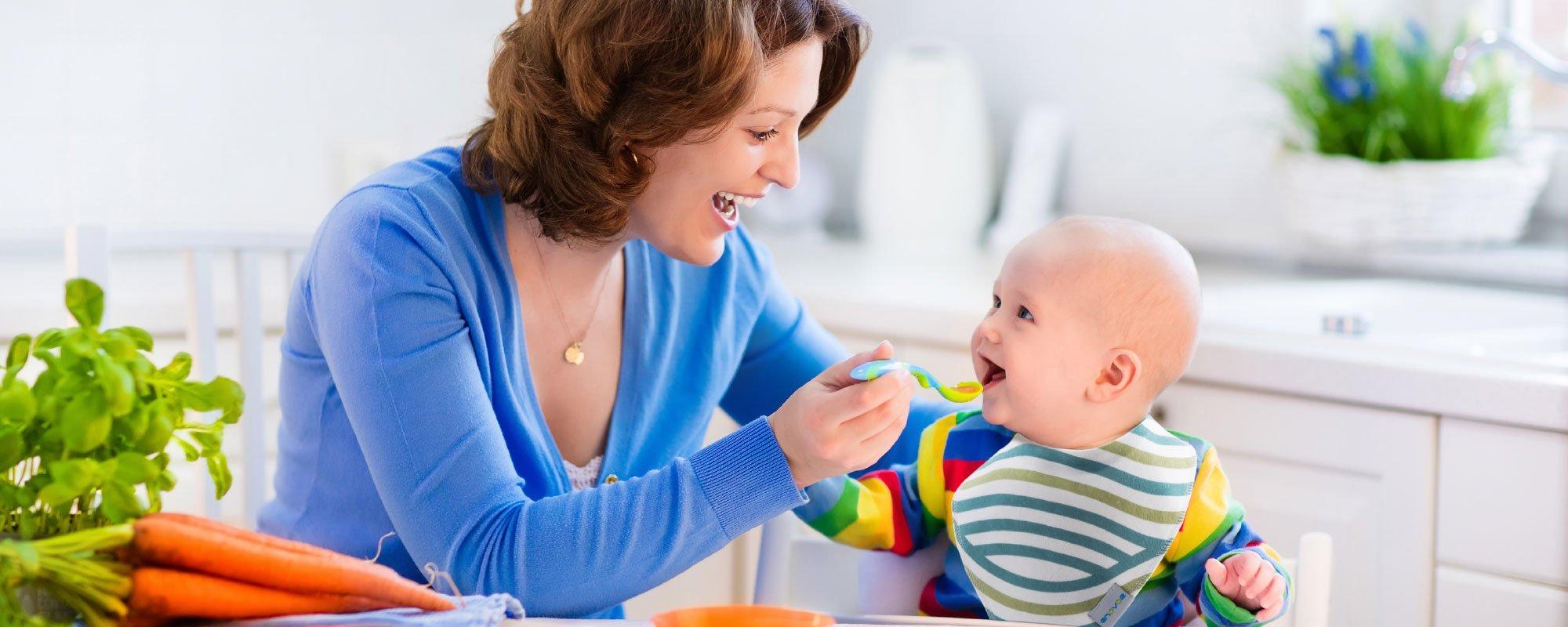 Nutrición Infantil Bienestar Trebolac