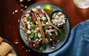 Tacos con Queso Panela Trebolac