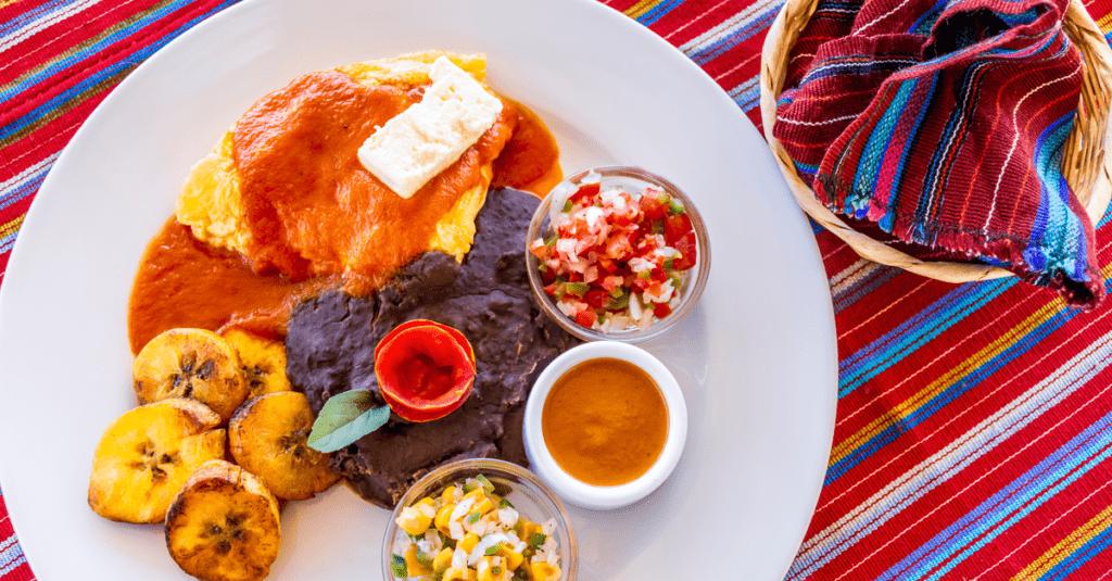 3 Desayunos con Sabor A Guate