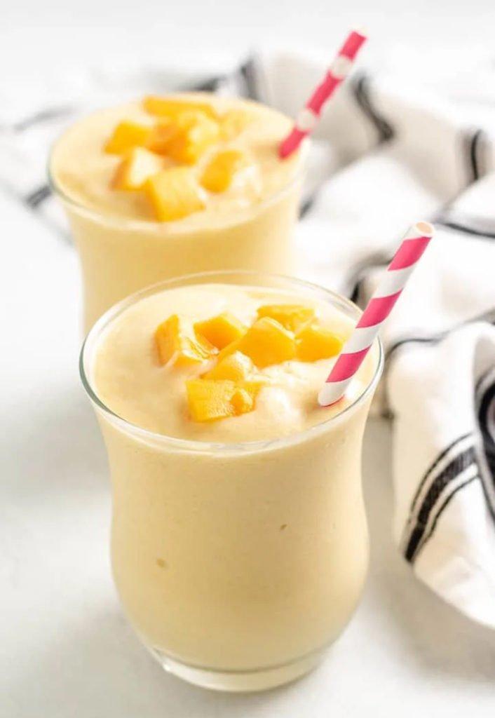 Mango Banana Smoothie