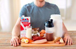 Beneficios de la leche y recuperación muscular
