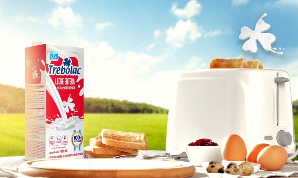 Alimentos y nutrientes que combinan bien con la leche