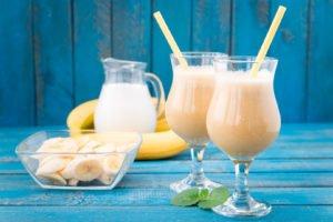 Banana frozen daiquiri