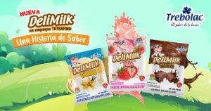 Delimilk Una Historia de Sabor