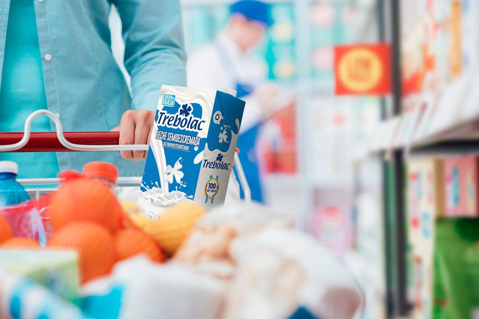 Conoce cómo elegir mejor o moderar el consumo de lácteos en nuestro artículo.